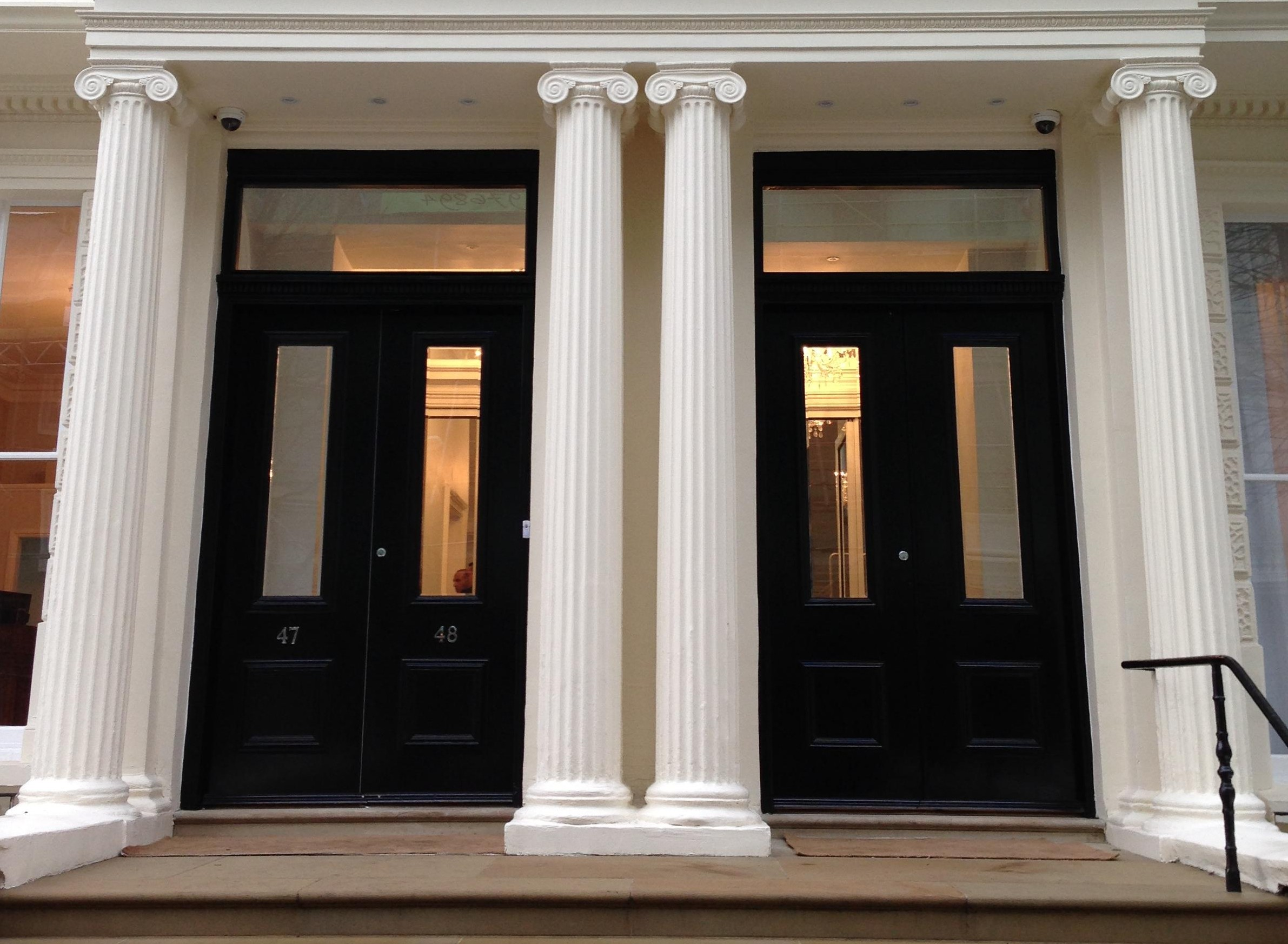 Columns Pilasters Fantastic Structural Element