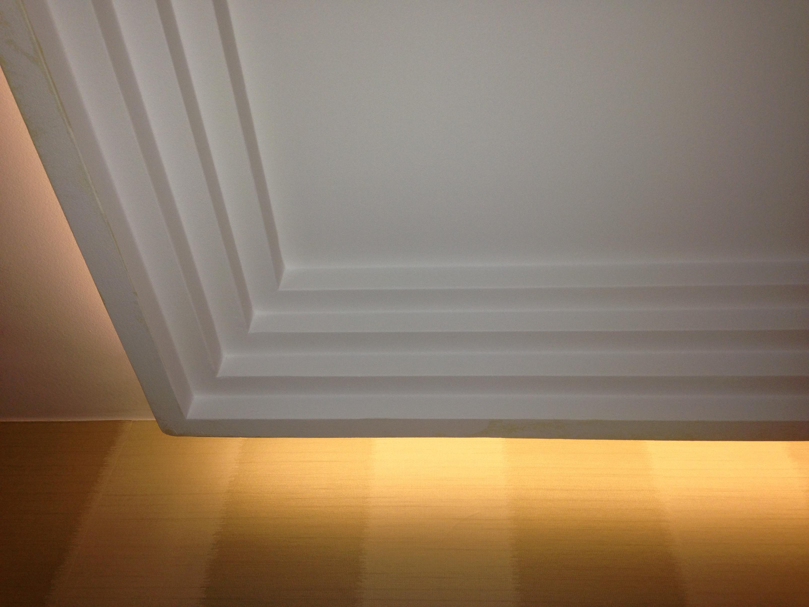 Cornice Lighting Lighting Troughs Which Brighten Up A Room