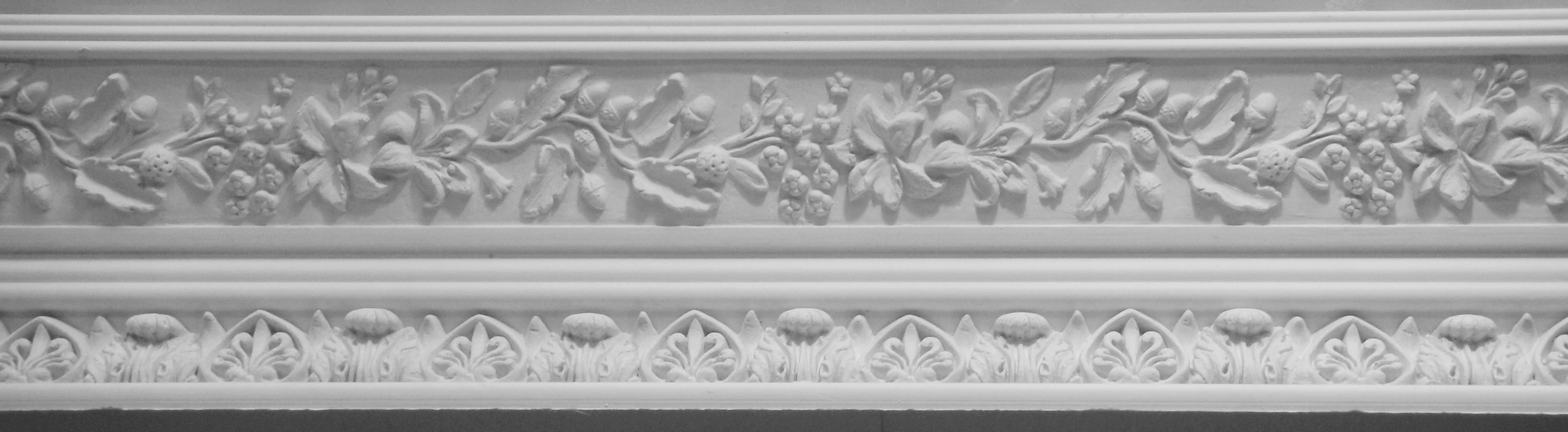 Victorian Coving Designs - Variety of Victorian Cornices