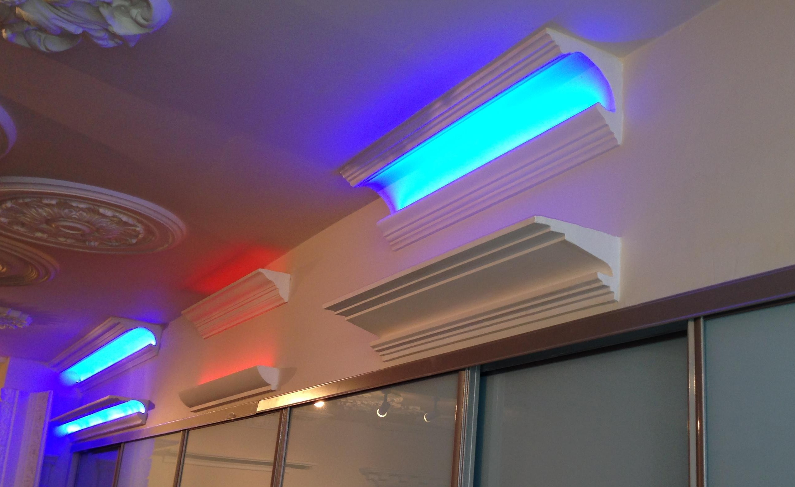 Lights/Air Functional & Coving Lighting - Lighting Troughs to Light any Room azcodes.com