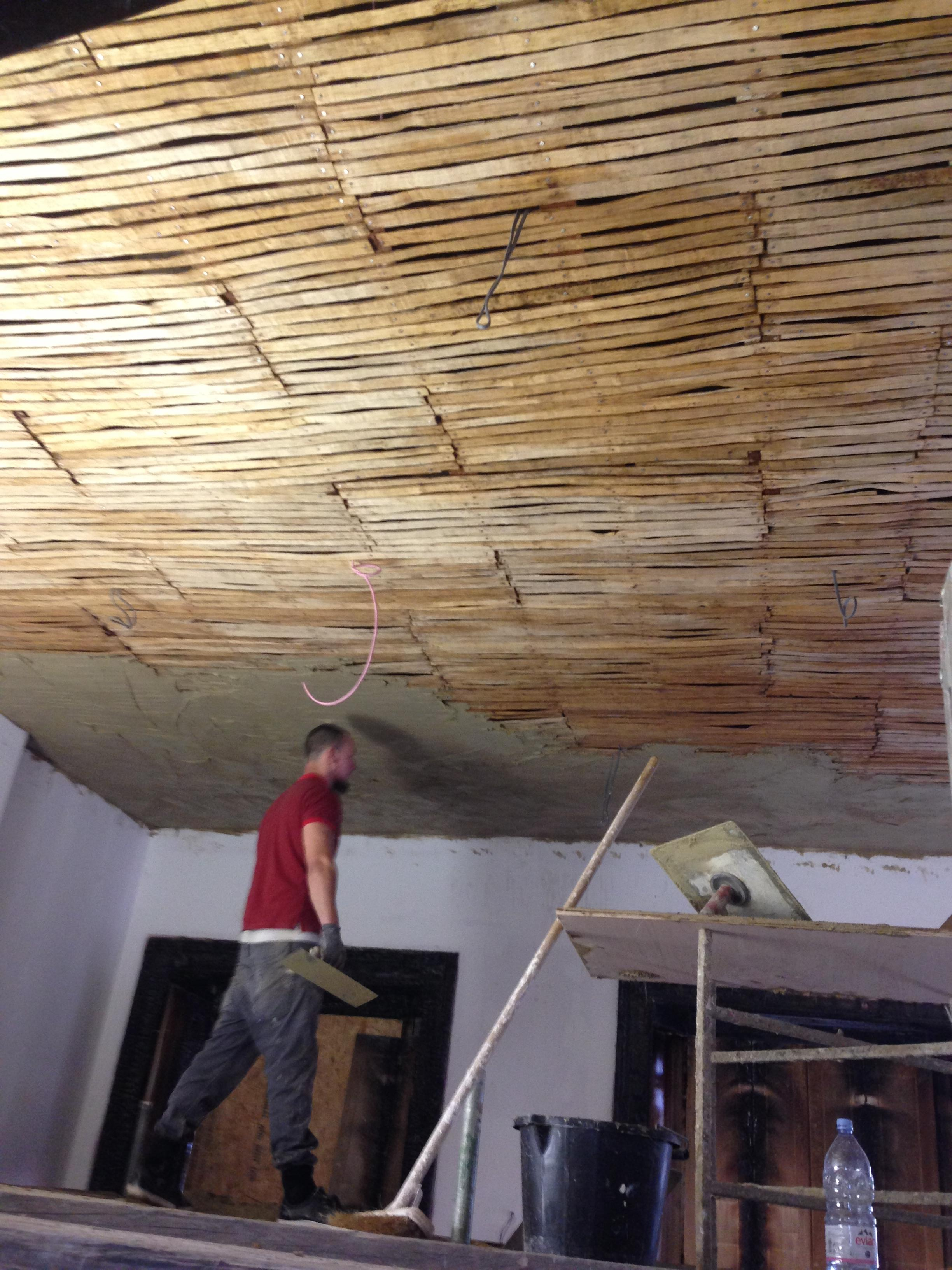 Lath And Plaster : Stucco lime plaster lath and