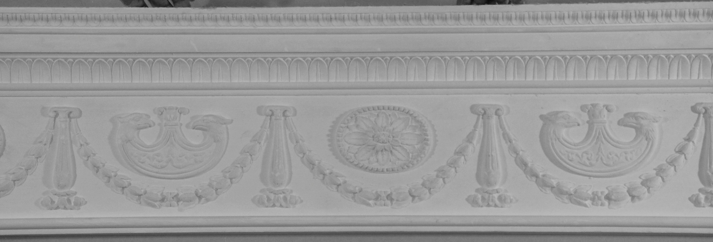 Regency Mouldings (1812-1820) & Other Cornices