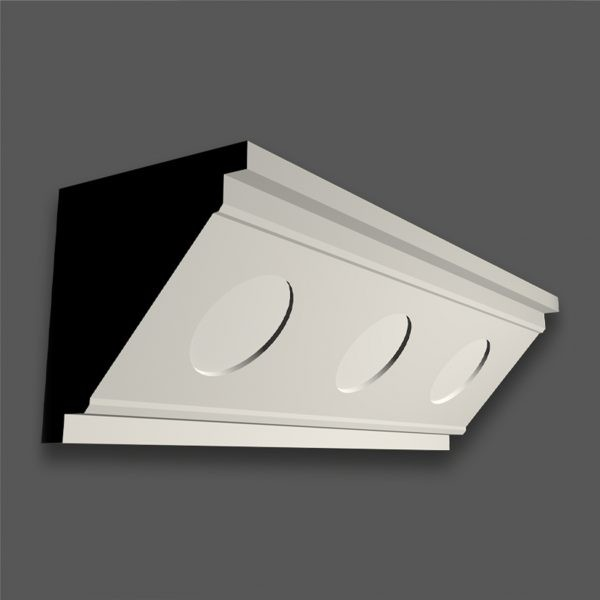 CR 276 Contemporary Cornice/Coving