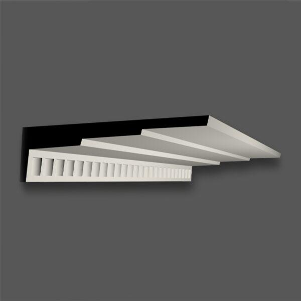 CR 318 Art Deco Cornice/Coving