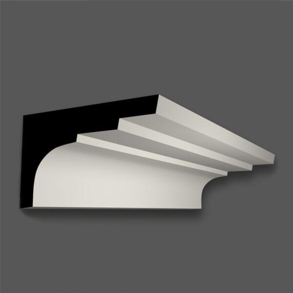 CR 446 L Art Deco Cornice/Coving